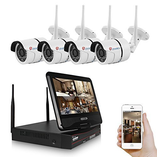25fps 1080P HDR WiFi Security Camera Indoor, Ctronics IP ...