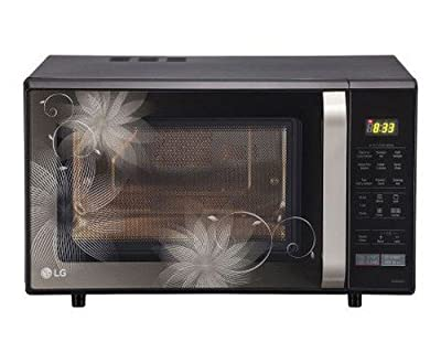 LG MC2846BCT 28-Litre Convection Microwave (Black)