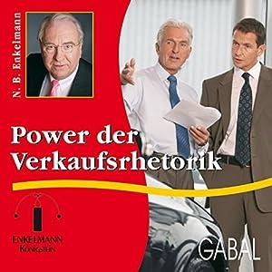Power der Verkaufsrhetorik Hörbuch