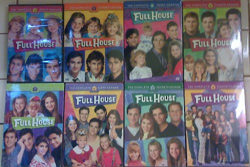 Full House Complete Series Seasons 1-8 1 2 3 4 5 6 7 8 32-DVD Set (Full House Season 1 And 2 compare prices)