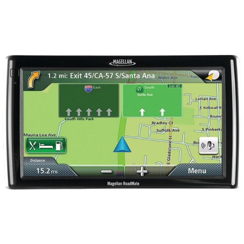Magellan Rm1700Sgluc Roadmate(R) 1700 7Inin Gps Device With Free Lifetime Map Updates