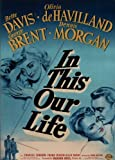 img - for In This Our Life [DVD] book / textbook / text book