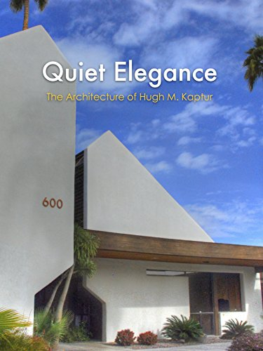 Quiet Elegance: The Architecture of Hugh M. Kaptur