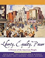 Liberty Equality and Power A History of by Murrin