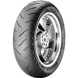 Dunlop Elite 3 Touring Cruiser Motorcycle Tire - Black - 160/80B16, Bias / Rear