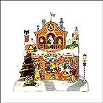 Lemax Christmas Village Santas Workshop by Lemax