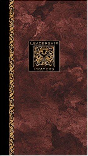 Leadership Prayers