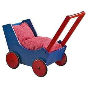 Doll Pram Haba Toys Stroller