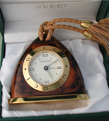 Gucci Alarm Clock