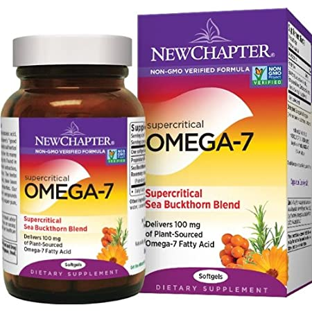 The Soothing Fatty Acid for Skin + Membrane Health! Supercritical Omega-7 delivers the beneficial Omega-7 fatty acid, Palmitoleic acid, that helps soothe and moisturize skin and promotes healthy tissues.*The herbs in Supercritical Omega-7 contain ef...