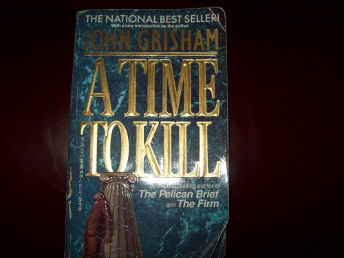 Buchseite und Rezensionen zu 'A Time To Kill' von John Grisham