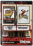 Exploitation Cinema: Wacky Taxi / Superargo