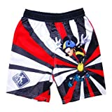 Disney Baby/Toddler Boys' Mickey Swim Trunks - UPF50+ (4T)