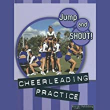 Cheerleading Practice: Jump and Shout, Book 2 (       UNABRIDGED) by Tracy Maurer Narrated by Lauren Davis