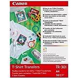Canon T-shirt Transfers TR-301 Papier Transferts sur T-shirt