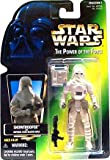 Star Wars Power of the Force Snow Trooper with Imperial Issue Blaster Rifle POTF2