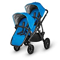 Uppa Baby 2015 Vista Stroller With Rumble Seat