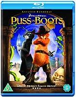 Puss In Boots [Blu-ray] [Region Free]