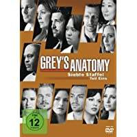 Grey's Anatomy: Die jungen �rzte - Siebte Staffel, Teil Eins [3 DVDs]
