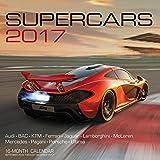 Supercars 2017: 16-Month Calendar September 2016 through December 2017