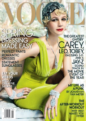 Vogue (1-year auto-renewal)