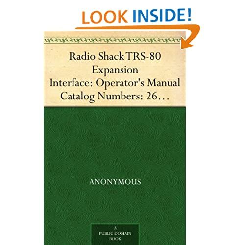 Contents contributed and discussions participated by mista stacks radio shack tv manual fandeluxe Image collections