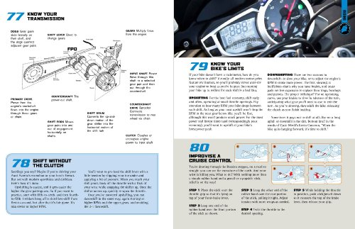 Cycle World: The Total Motorcycling Manual