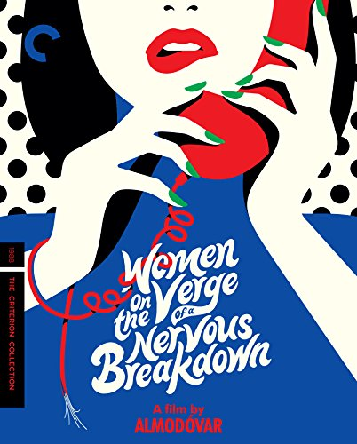 Blu-ray : Women on the Verge of a Nervous Breakdown (Criterion Collection) (Digital Theater System, , Widescreen)
