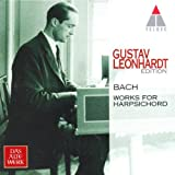 The Gustav Leonhardt Edition Vol. 3 (Bach: Cembalowerke)von &#34;Gustav Leonhardt&#34;