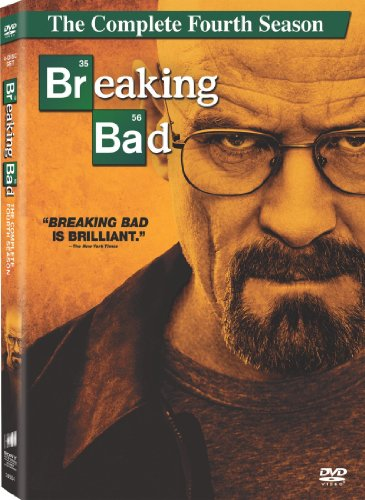 Cover art for  Breaking Bad: The Complete Fourth Season