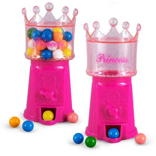 Rhode Island Novelties 160431 Princess Gumball Machine