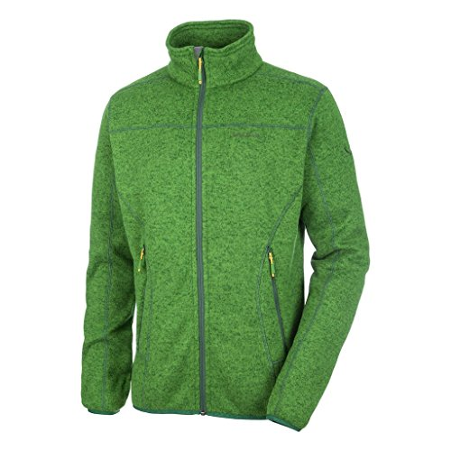 Salewa Kitz 3 Pl M Fz Giacca, Uomo, Verde (5591), 50/L