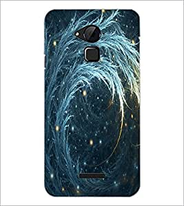PrintDhaba Bautiful Deign D-1144 Back Case Cover for COOLPAD NOTE 3 LITE (Multi-Coloured)