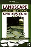 img - for Time-Saver Standards Landscape Construction Details book / textbook / text book