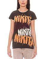 Nikita Camiseta Manga Corta Juno (Blanco)