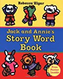 img - for Jack and Annie's Story Word Book book / textbook / text book