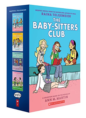 Baby-Sitters-Club-Graphix-1-4-Box-Set-Full-Color-Edition