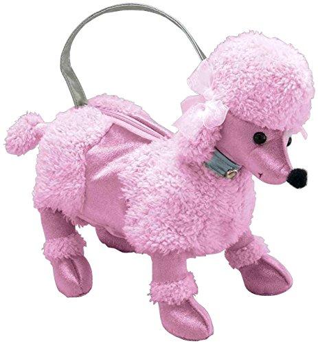 Forum Novelties 1950's Sock Hop Pink Poodle Dog Costume Handbag Purse
