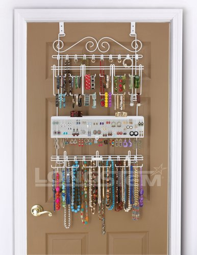 overdoor-wall-jewelry-organizer-in-white-by-longstem-unique-patented-product-rated-best
