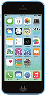 Apple iPhone 5c (Blue, 32GB)