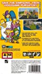 The Simpsons (PSP) [import anglais]