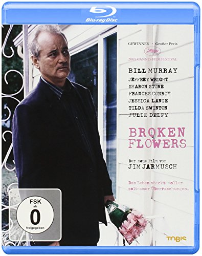 Broken Flowers [Blu-ray]