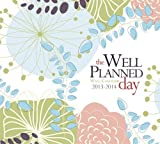 Well Planned Day Wall Calendar, July 2013 - June 2014