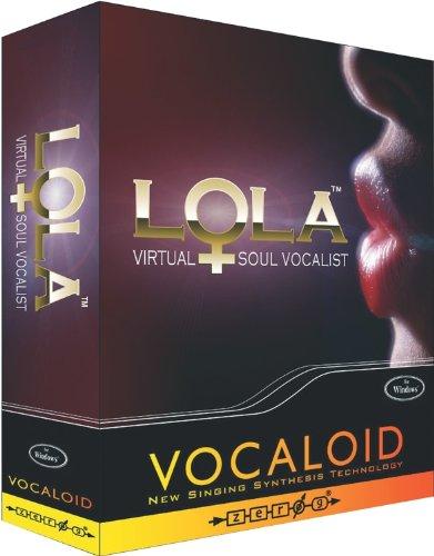 Zero-G LOLA - LOLA - Female Soul Vocalist