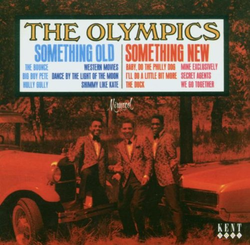 The Olympics - Something Old / Something New - Zortam Music
