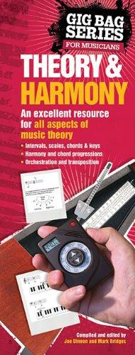 Theory and Harmony - Gig Bag Series (Gig Bag Books) PDF