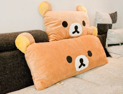 Buy Cheap Rilakkuma Relax Bear Cute Nice Pillows Plush Hold Pillow 65cm