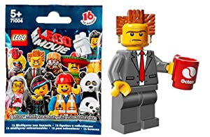 The Lego Movie - 71004 - President Business Minifigure