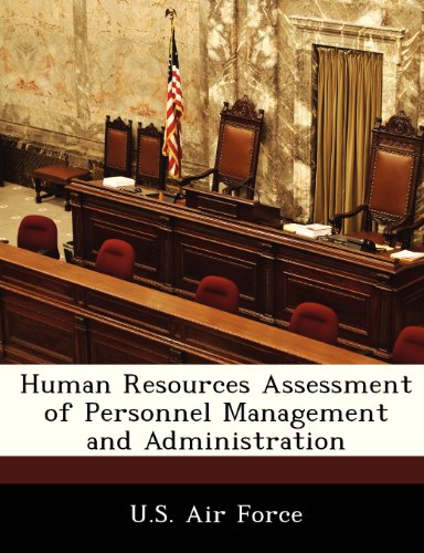 Human Resources Assessment of Personnel Management
