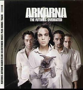 Arkarna - Futures Overated - 12 inch vinyl